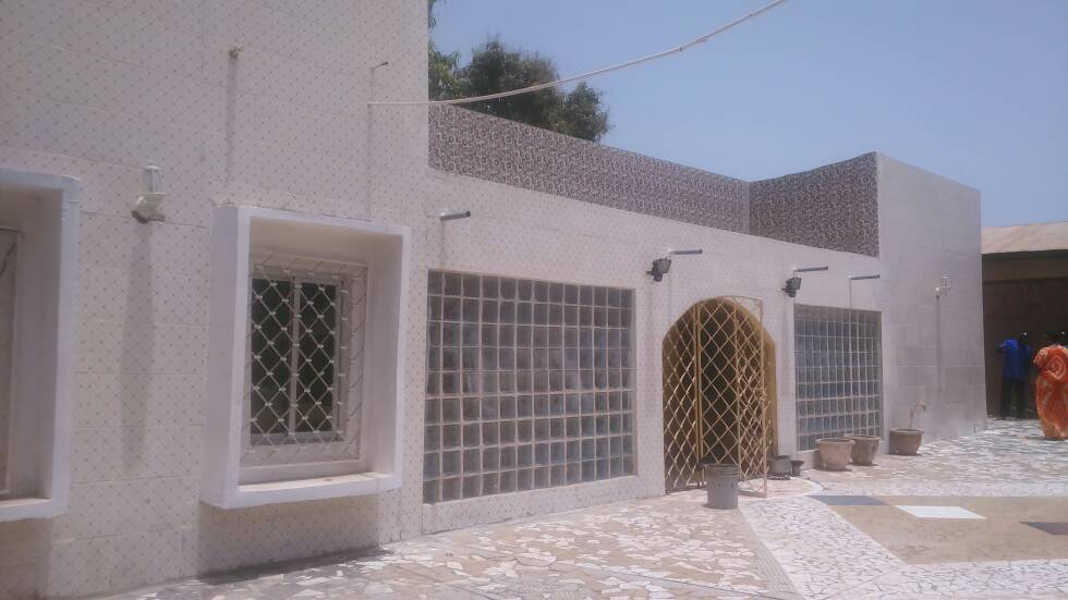 BEAUTIFUL FURNISHED COMPOUND FOR RENT