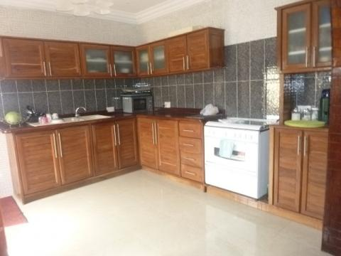 Luxurious three bedroom fully furnished