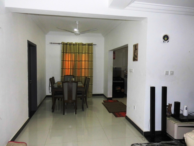 Beautiful 3 bedroom house fully furnished at Paradise View