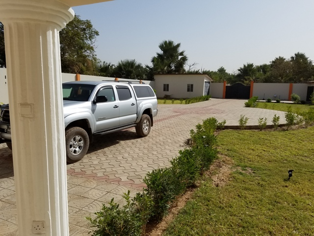 FURNISHED OCEAN VIEW COMPOUND FOR SALE
