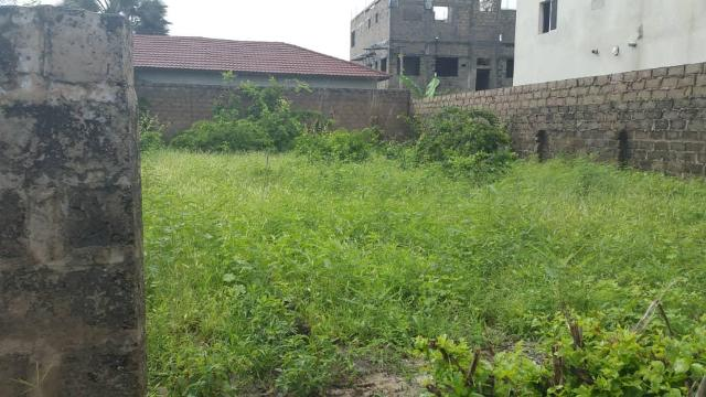 Empty plot of land for sale located at Bijilo