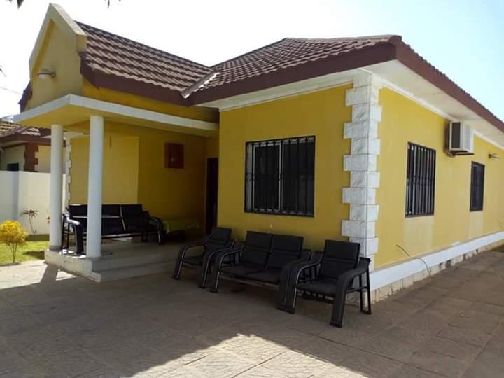 A 3 bedroom fully furnished house at Brufut Taf estate