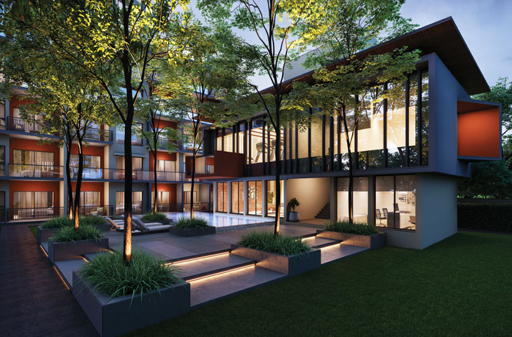 Aquaview, a new wave of luxury apartments in Bijilo