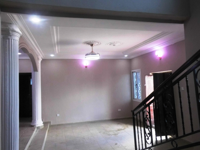 New Build 4 bedroom Unfurnished house