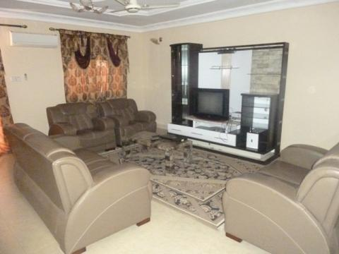 Beautifully spacious 4 bedrooms furnished storey building situated in Bakau