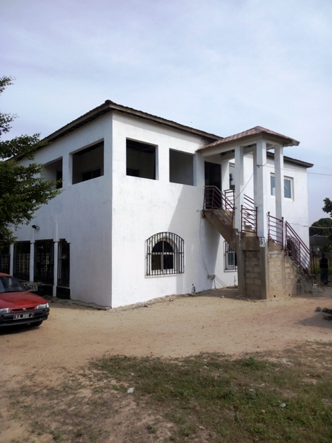 Massive 5 Bedroom House Partially Furnished located at Batokunku