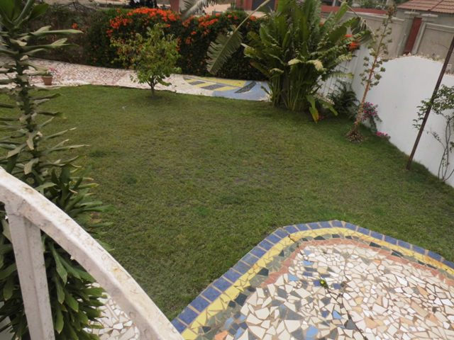 BEAUTIFUL FURNISHED COMPOUND FOR SALE