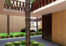 1 bedroom apartment  in forest view (Senegambia)