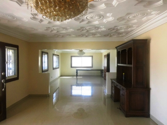 Beautiful four bedroom unfurnished family home.