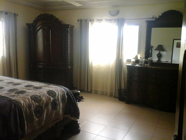 Lovely four bedroom fully furnished property in Sanyang