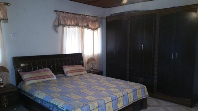 Bedrooms fully furnished house at Wullinkama