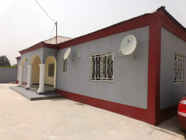 Unfurnished Perfect Family Home in Lamin