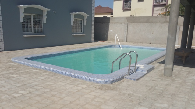A beautiful Fully furnished 8 bedrooms house