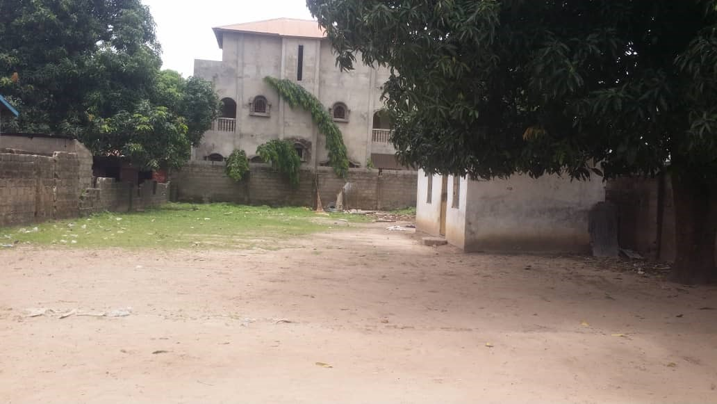 An empty plot of land at willingara for sale