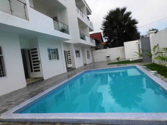 6 unit Apartment beautifully designed in Brufut Heights