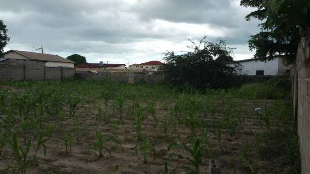 Empty plot of land for sale located at Brusubi layout