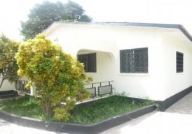 Magnificent unfurnished three bedroom Bungalow