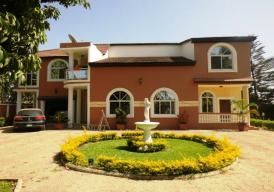 Epic 4 bedroom fully furnished property in the heart of Old Yundum