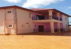 A beautiful furnished 4 bedroom house at old yundum yarambamba