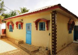 A nice 2 Bedroom & 2 Bathroom Partially furnished property