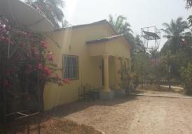 Three bedrooms furnished in Gunjur