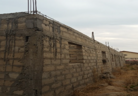 Unfinished 6 bedroom house at fagi kunda