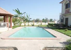 Lovely three bedrooms in Old Yundum