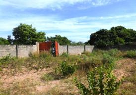 An Empty Plot fully fenced for sale Located at Labakoreh