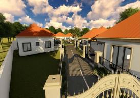 Exclusive 3 bedroom bungalows in Bijilo