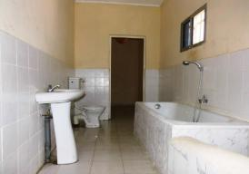 3 Bedrooms Partially furnished house Located at Sanyang