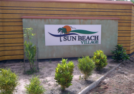 Sunbeach Village development