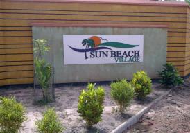 Sunbeach Village development