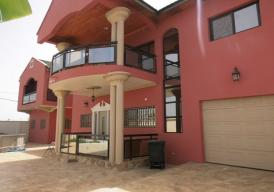 Fully furnished 5 bedrooms at Tujereng