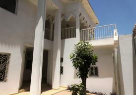 Unfurnished massive 10 bedrooms residential or office property at Bijilo