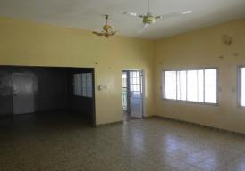 A nice unfurnished 5 bedrooms bungalow