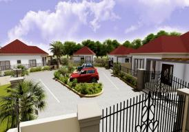 Exclusive 3 bedroom bungalows for sale in Bijilo
