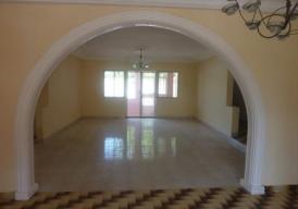 Three bedroom unfurnished storey-house situated at Manjai-kunda