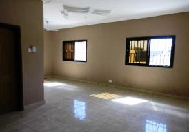 Spacious 3 Bedroom full compound with a 3 bedroom boys quarters