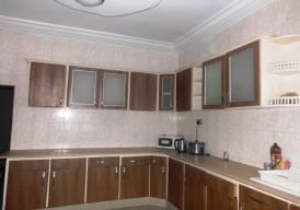Spacious 3 bedroom home with two bathrooms furnished