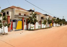 JUFFURE HOUSE 3 bedroom story house in (Salagi)