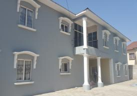 A beautiful unfurnished 8 bedrooms house