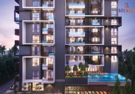SOLARIS, our latest 13 Storey Residential Apartment Project