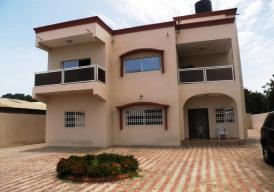 A massive 4 bedroom unfurnished story house located at kerr serigne